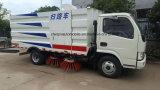 Дороги метельщика улицы 100HP сбывания Dongfeng 4X2 тележка горячей широкий