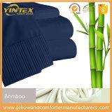 Hojas de base de bambú al por mayor 300tc fijadas