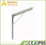 40W 3 anni della garanzia LED di via degli indicatori luminosi del comitato solare di energia di lampada di via solare per la gestione di progetto
