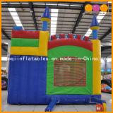 Castillo colorido de Inflatablde combinado (AQ732)