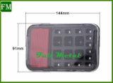 CC d'inversione 12V dell'indicatore luminoso di nebbia del riflettore LED per la jeep