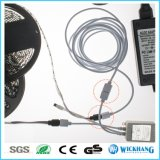 кабель шнура провода разъема выдвижения 4pin на RGB 5050 белизна прокладки 3528 СИД