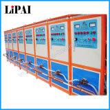 Macchina termica di induzione per la linea di produzione di rinforzo ricottura
