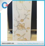 Панель плоской стены PVC панели потолка PVC ванной комнаты печатание перехода водоустойчивой декоративная