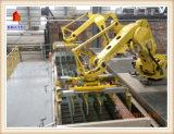 Deutsche Technologie-automatisches stapelndes System roter Ziegelstein-im automatischen Produktionszweig