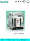 Interruttore universale MERLIN Gerin Acb dell'aria dell'interruttore Dw45
