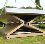 Grandes ventes de haute qualité/Préfabriquées Préfabriqués confortable maison mobile de pliage
