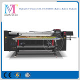 Impresora UV de superficie plana con Konica 1024-14pl cabezal de impresión de alta resolución de 1440 ppp