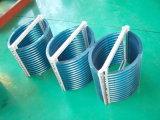 Arten des Kondensatores (Kühlraum-Kondensator, kupfernes Gefäß-Kondensator)