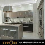 Новая конструкция кухни в конструкции Tivo-D0041h белизны и ручки свободно