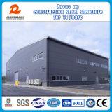 Les préfabriqués/entrepôt préfabriqué/Workshp/Cold Storage/Garage automobile Structure en acier de construction métallique
