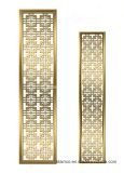 Écran en métal de pièce de coupure de laser d'aluminium fabriqué en Chine