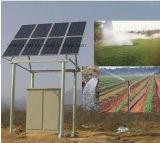 Bomba solar automática de 5.5kw com bomba de CA de adaptação