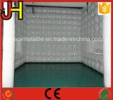 LED que enciende la tienda inflable de la cabina de la foto para la boda