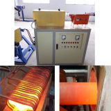 Equipamento de aquecimento da indução do forjamento do lingote de aço