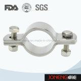 Acero inoxidable tubo sanitarios soporte de abrazadera (JN-FL2006)