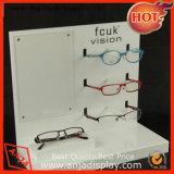 Présentoir de lunettes de MDF