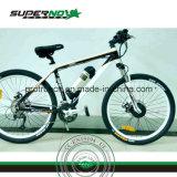 Bici elettrica del motore centrale