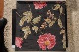 Matériau décoratif en fibre de polyester pour intérieur et intérieur insonorisé