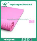 Фабрики циновка йоги массажа PVC циновки йоги PVC Eco сразу