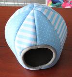 Bed van het Huis van de Tent van het Bed van de Hond van de Kat van het kussen het Removeable Gevouwen
