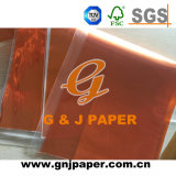 20-30GSM Orange Color Wrap Paper for Gift Packing