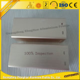 Perfil de alumínio feito à máquina CNC da alta qualidade com alumínio da mobília