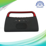 Rectángulo audio portable ligero incorporado del altavoz de K20 LED Bluetooth