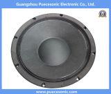 Um bom desempenho de 12 polegadas 8 ohms com o altofalante 400wrms audio profissional