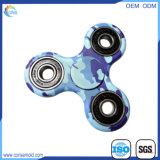 Multi Color Hand Toys Camouflage Fidget Spinners