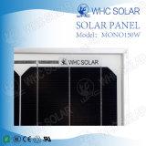 Pile solaire mono monocristalline de haute performance pour le panneau solaire
