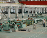 Stahlring-Ausschnitt-Maschine für Schnitt zur Längen-Zeile