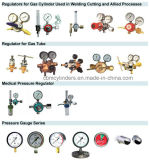 Regulador de pressão de CO2 de aquecimento elétrico