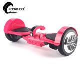 """Koowheel patenteou o """"trotinette"""" elétrico elétrico de Hoverboard do balanço de um auto de 7.5 polegadas"""