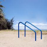 Im Freien Stab-Gymnastik-parallele Stab-Eignung-Gerät hochdrücken