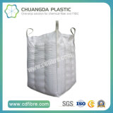 Baffle in White PP Tissé FIBC Big Container Jumbo Bag