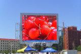 IP65 video parete piena impermeabile di colore LED di P10 esterno (SMD3535)