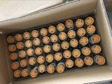 Media bombilla ahorro de energía espiral de la bombilla 20W25W30W CFL