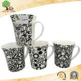 Migliore disegno di ceramica di vendita della tazza con la banda