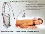 Velashape vacío Equipos RF Body Contouring Anti Celulitis masajeador máquina