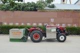 زراعيّة تربة فلاحة عميق آلة مبيد للحشرات مع يتقدّم عالم مستوى