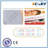 二重印字ヘッドの満期日の印刷(EC-JET900)のための連続的なインクジェット・プリンタ