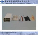 En forma de panal de PVC de perfil de puertas y ventanas que hace la máquina
