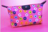 Estetiche piacevoli di disegno che imballano per la borsa dei prodotti di bellezza della donna