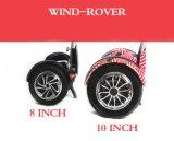 El viento Rover Smart Balance Hoverboard de 10 pulgadas con tecnología Bluetooth