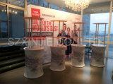 Для использования вне помещений всплывающий баннер подставка для дисплея торговых выставок