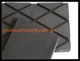Самый лучший продавая лист диаманта Gw4003 резиновый, циновка резины поголовья