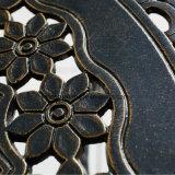 현대 디자인은 알맞은 가격을%s 가진 고정되는 둥근 커피용 탁자를 식사하는 주조 알루미늄을 양극 처리했다