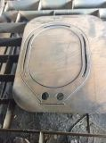 アルミニウムのための低価格2300mmの幅CNCのガス血しょうカッターの打抜き機