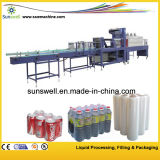 Semi-automatique Film Shrink Wrapping Machine / Shrink Packaging Machine